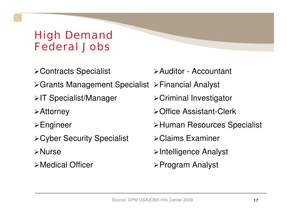 federal government contract specialist resume