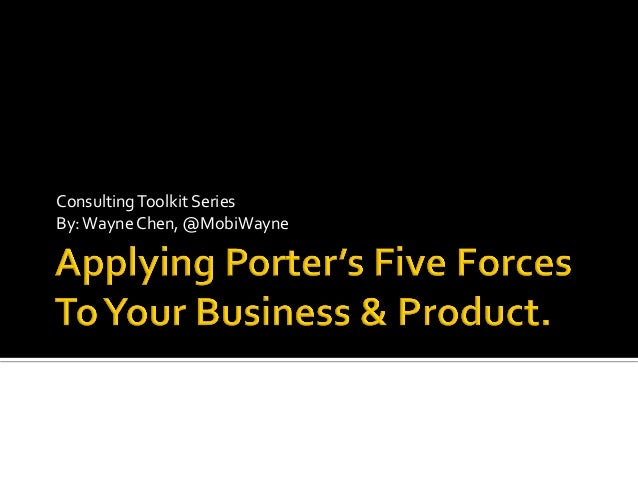 Consulting	   Toolkit	   Series	    By:	   Wayne	   Chen,	   @MobiWayne	     © 2013!  @POCKETSQRMEDIA | POCKETSQUAREMEDIA....