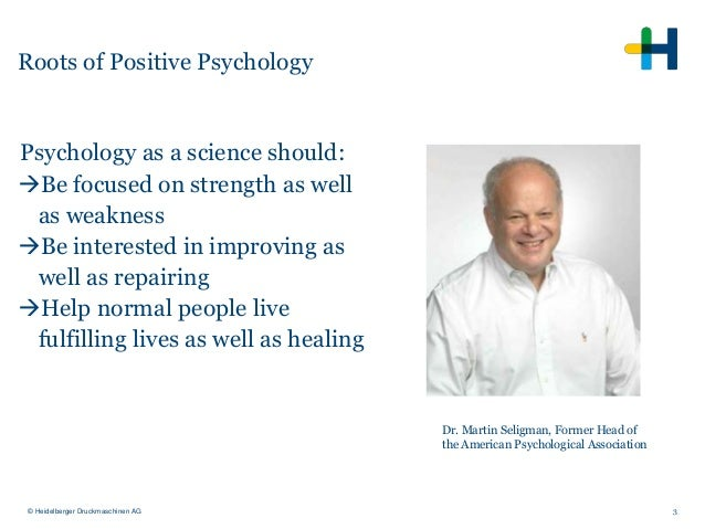 positive psychology in the workplace pdf