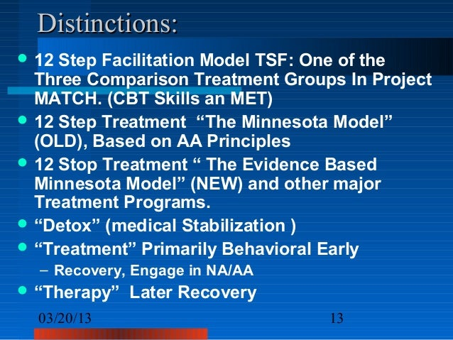 a comparison of the similarities between alcohol rehabilitation programs aa and na The primary goal of alcohol rehab programs is to teach the individual about the changes they need to make in order to live their life without alcohol there are many types of alcohol rehab programs to consider, however, a vast majority of them emphasize a 12-step program.