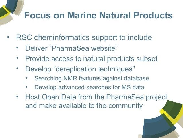 Marine Natural Products Database