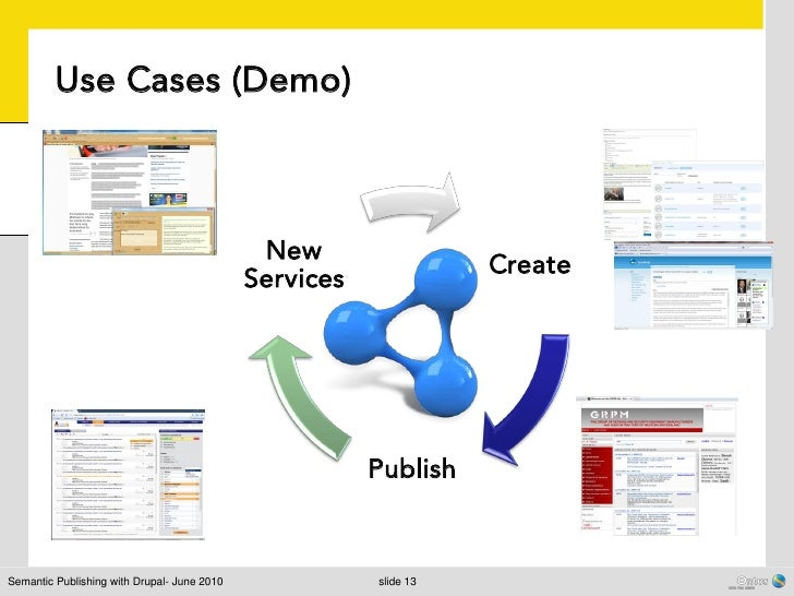 Use Cases (Demo)                                              New                                                         ...
