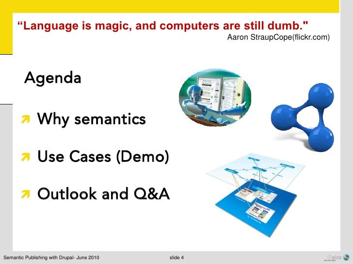 """""""Language is magic, and computers are still dumb.""""                                                       Aaron StraupCope(..."""