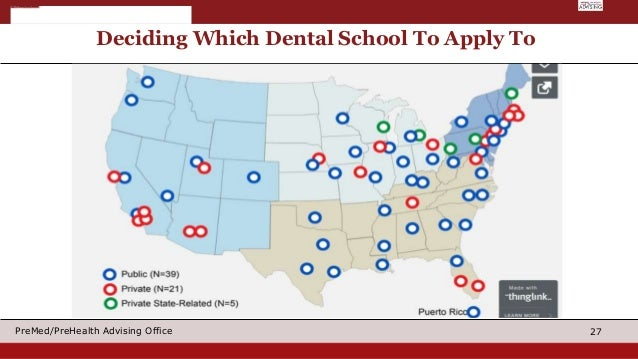 Applying To Medical School Cycle - Osteopathic medical schols in us 2017 map