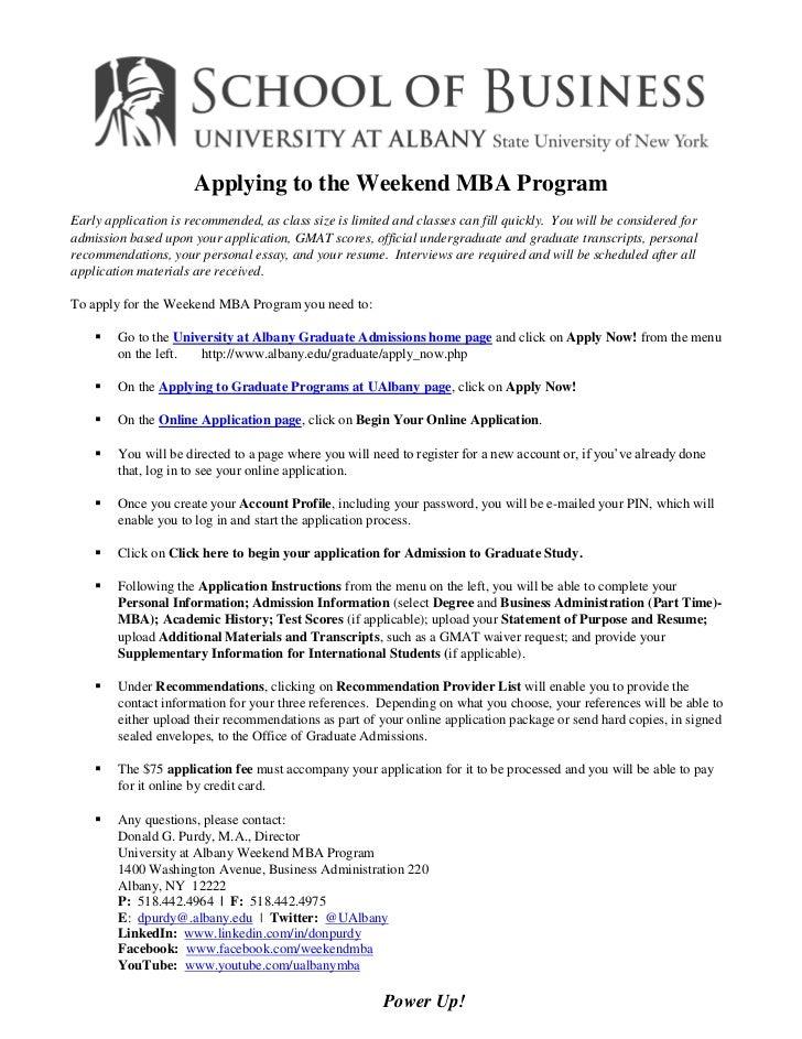 ualbany personal statement