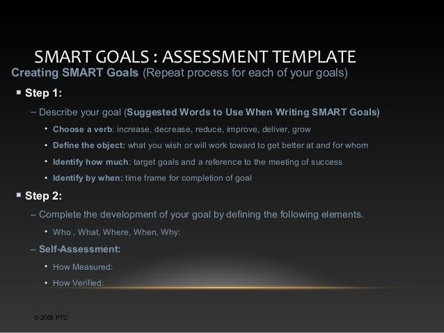 apply smart goals bernard belluz