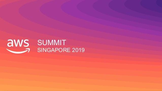 SUMMIT SINGAPORE 2019