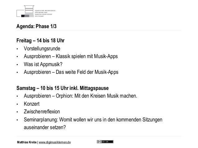 Appmusik: Von Anfang an Musik machen - Phase1 Slide 2