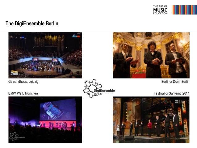Appmusik: Wie passt das Tablet in den Konzertsaal?  Slide 2