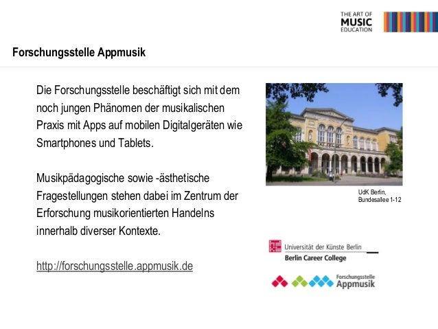 Appmusik: Wie passt das Tablet in den Konzertsaal?  Slide 3