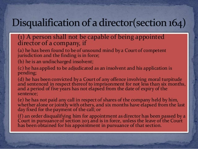 directors powers Part 8 directors, their duties and powers june 2011  7577 introduction every company must have at least one director who is a natural person []a private company must have at least one director [] whilst a public company must have at least two directors [].
