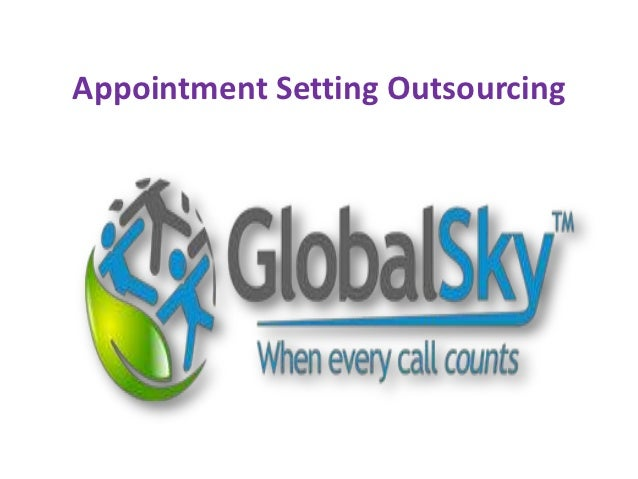 Appointment Setting Outsourcing