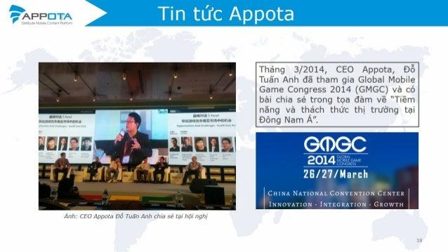 Tổng quan thị trường game mobile, ứng dụng di động Việt quý 1/2014