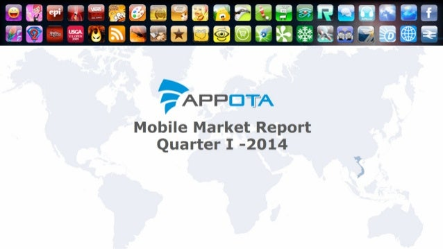 Vietnam mobile game & mobile application market overview in Q1.2014
