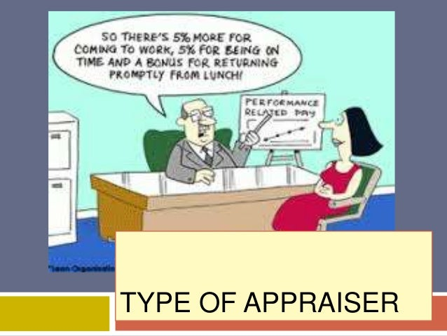 Self  Customers  • Self appraisal • To be used for developmental aspects. • Self evaluation have often been met with skept...