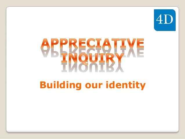 Building our identity