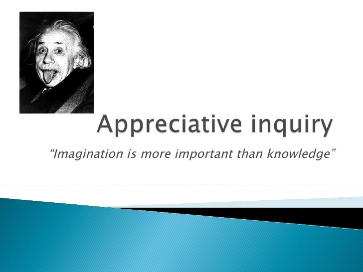 """"""" Imagination is more important than knowledge"""""""