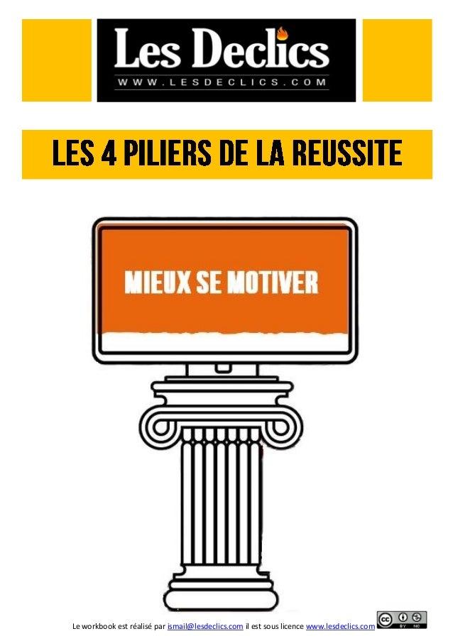 Le workbook est réalisé par ismail@lesdeclics.com il est sous licence www.lesdeclics.com