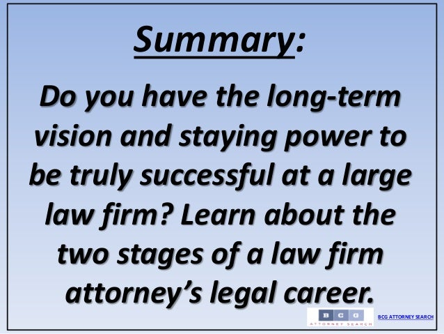 apprentice and builder the two stages of a law firm attorneys legal career
