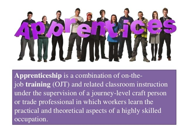 Image result for apprenticeship