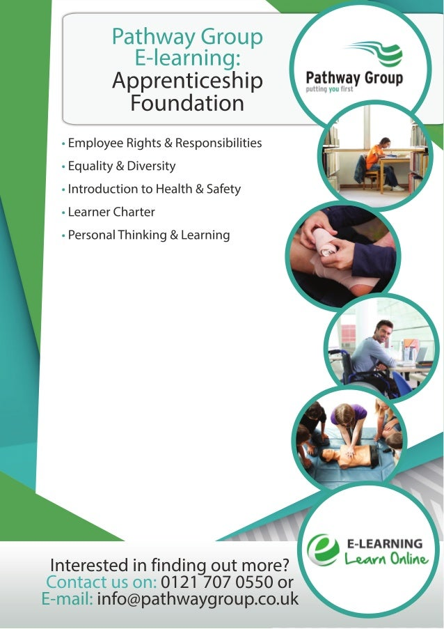 Apprenticeship Foundation: Course Catalogue