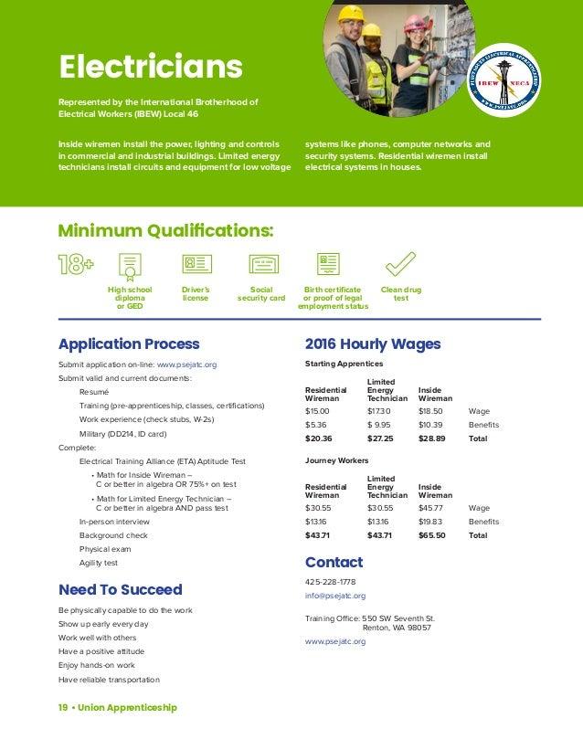 City Of Seattle Apprenticeship Guidebook