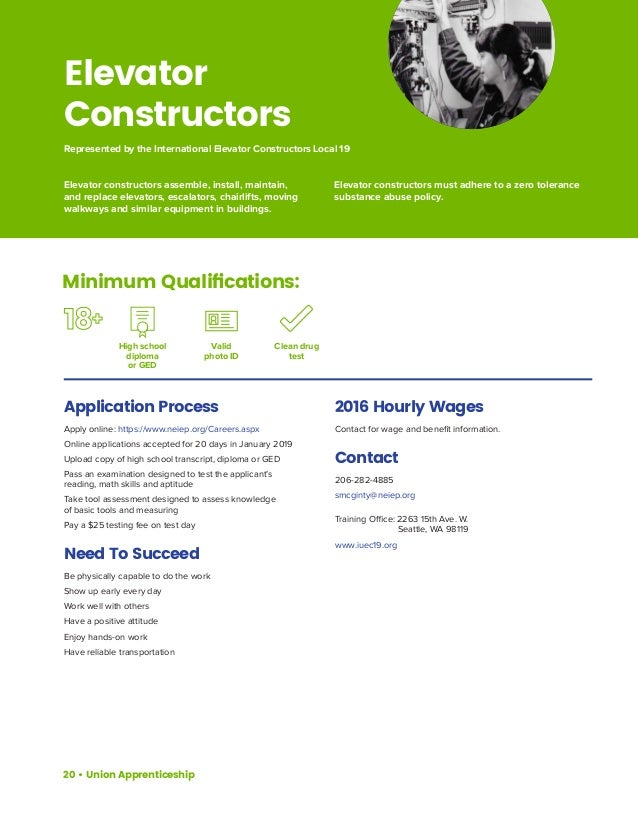 City Of Seattle Apprenticeship Guidebook