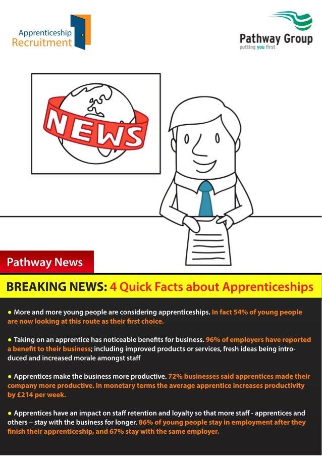 Apprenticeship Recruitment Team  - 4 Quick Facts About Apprenticeships - facts on apprenticeships