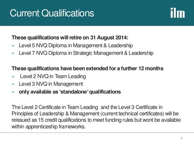 tech cert 201 nvq 2