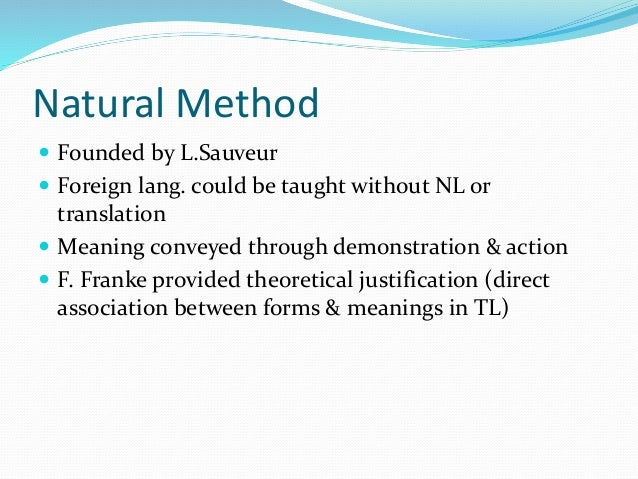 approaches to english language teaching pdf