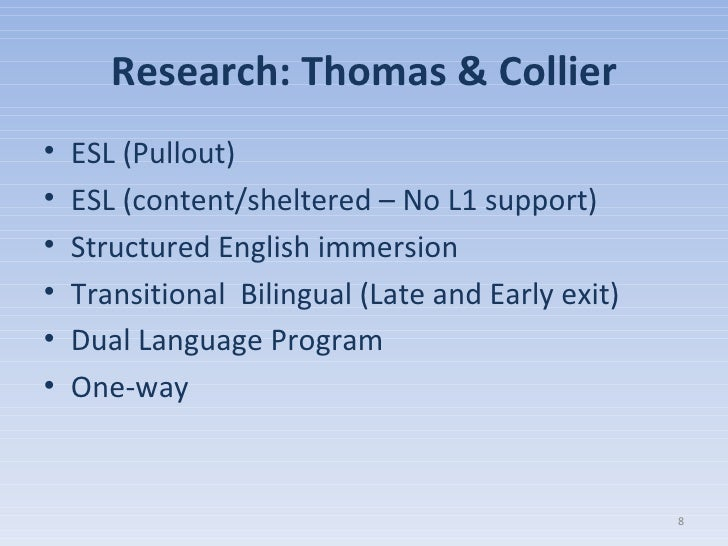 Teaching English-Language Learners: What Does the Research Say?