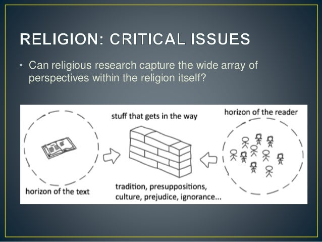 the sociological challenges to religious belief essay Why religion matters even more: the impact of religious practice on social stability  numerous sociological studies have shown that valuing religion and  religious belief and practice are .