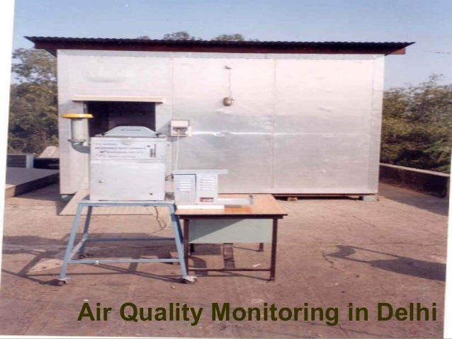 Approach Amp Strategy To Meet New Ambient Air Quality