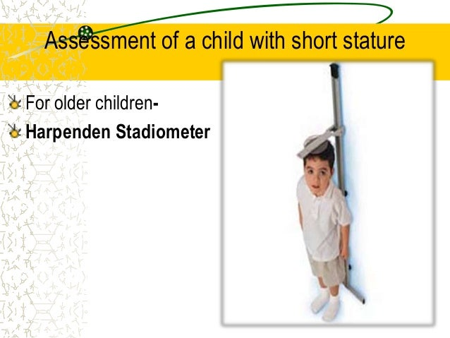 Approach to a child with short stature AG