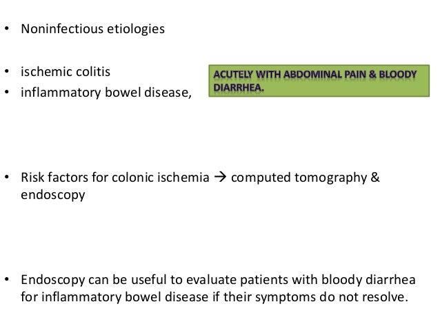 Approach to acute diarrhoea