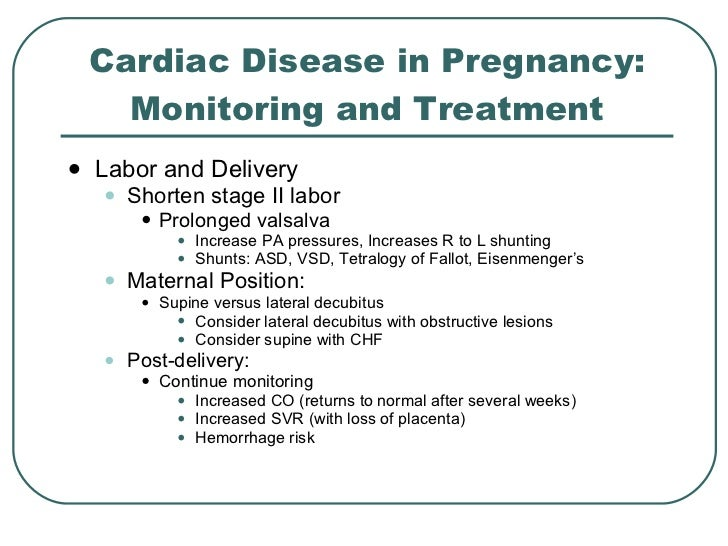 cardiovascular disorders in pregnancy Regitz-zagrosek v, et al management of cardiovascular diseases during pregnancy current problems in cardiology 201439:85 see more in-depth products and services.