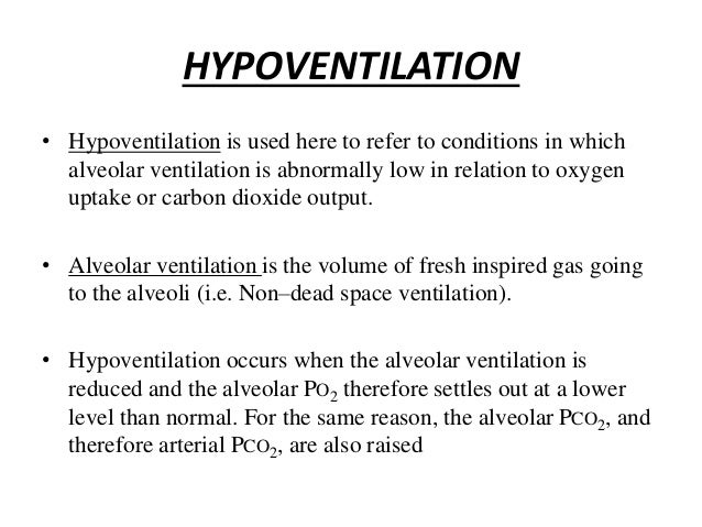 hypoxemia causes minute ventilation to Hypoxemia: symptom — overview covers definition, possible causes, treatment of low blood oxygen.