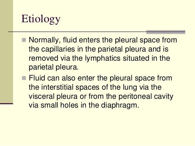 Approach to pleural effusion Slide 3