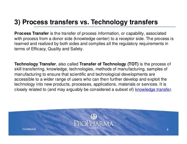 technology transfer Bringing cutting-edge research and innovative technology to the market: that is ecn's objective licences, spin-offs and joint ventures and intellectual property.