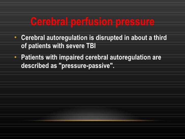 traumatic brain injury treatment guidelines