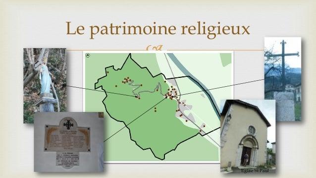  Eglise St Paul Le patrimoine religieux