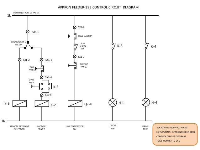appron feeder common ckt diagram. Black Bedroom Furniture Sets. Home Design Ideas