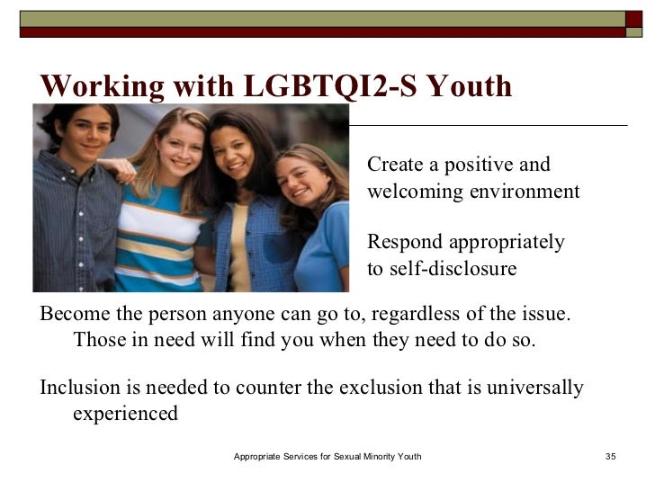 Health Risks Among Sexual Minority Youth