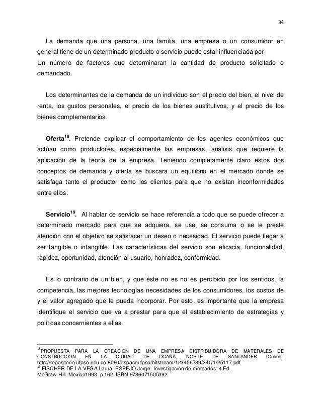 Propuesta para la creacion de una ferreteria con productos for Construccion empresa