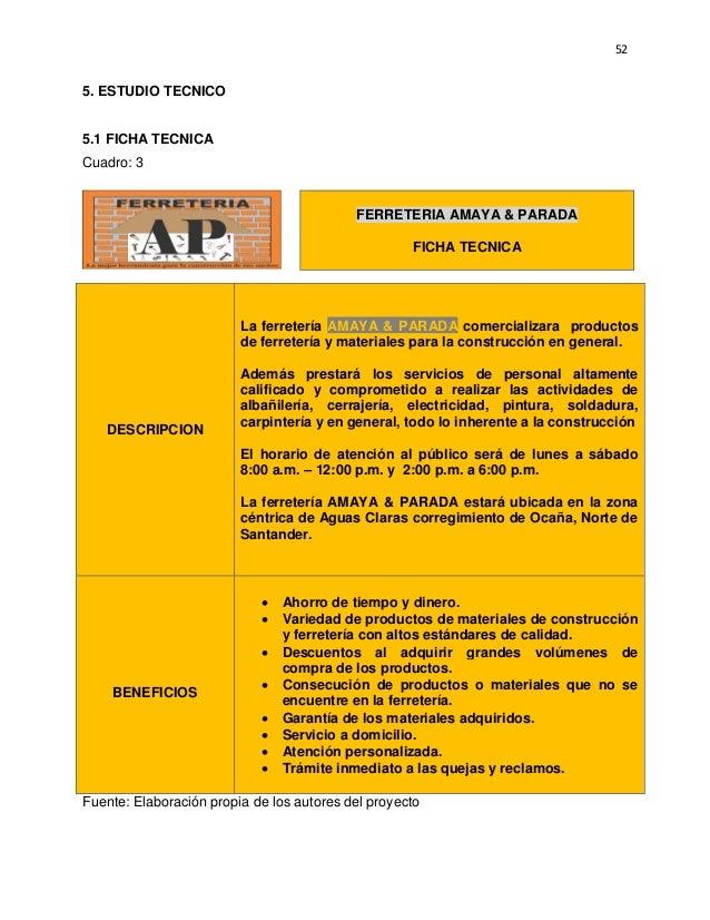 Propuesta para la creacion de una ferreteria con productos for Ferreteria tecnica de alicante