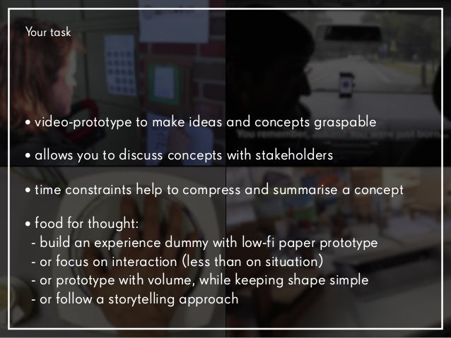 Your presentation 1 Job Story 1 Advantage1 Concept
