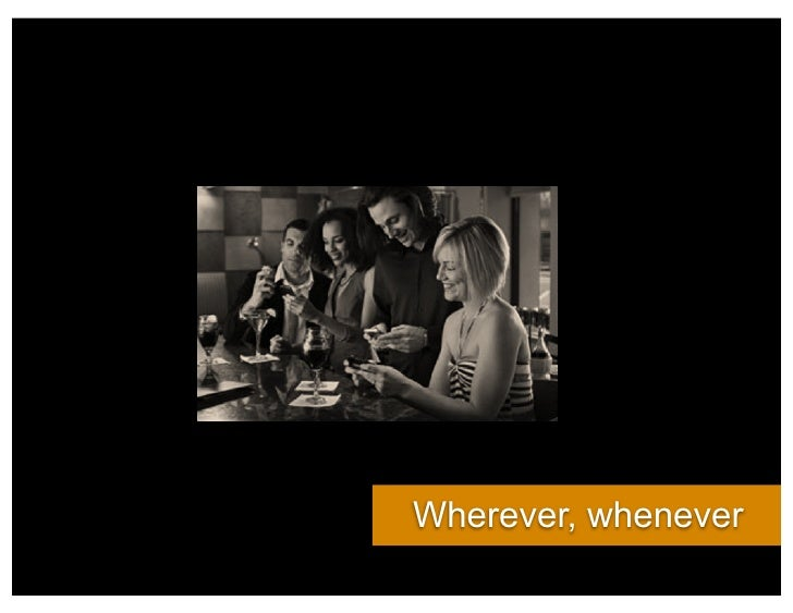 Apps and APIs for Brands-The New Creative by Oren Michels Slide 3