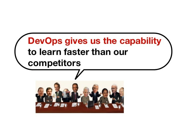 DevOps is here to stay.  ( opportunity? risk?)