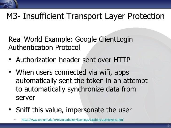 Device (in)security considerations</li></li></ul><li>7<br />Mobile Threat Model<br />