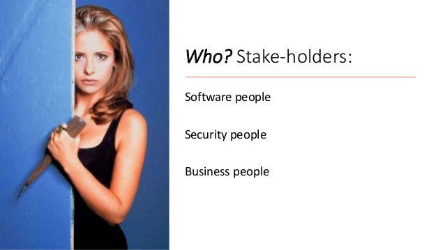 Application Security Webcast Slide 2